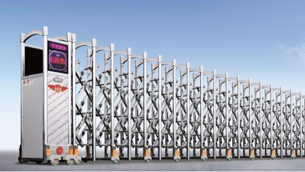 不锈钢伸缩门和铝合金伸缩门哪个用在厂房大门比较好?