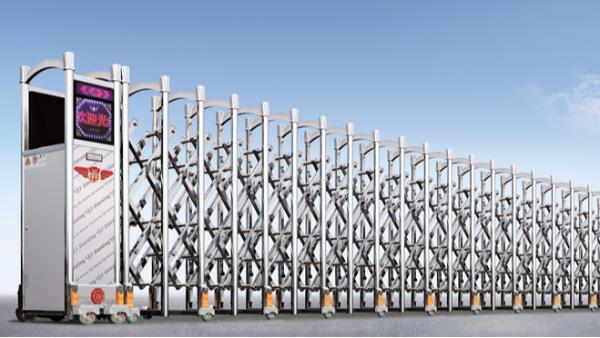 为什么不锈钢伸缩门价格越来越低了?铝合金伸缩门是影响的原因吗?