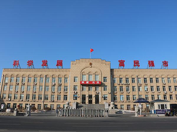 吉林市市政府-雄狮630B