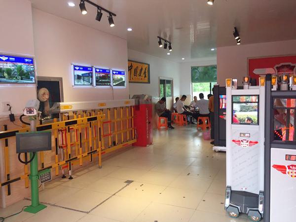 杭州经销商展厅