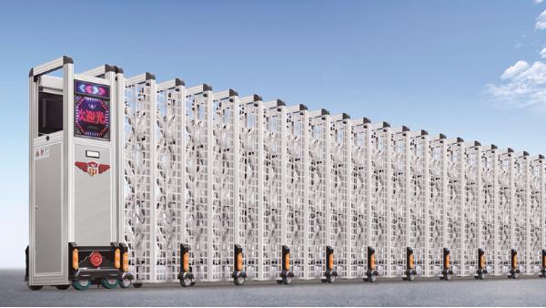 干货|建星智能电动伸缩门厂家教你选幼儿园实用型大门