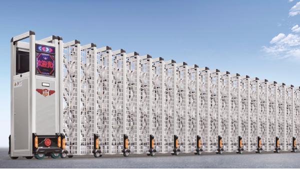电动伸缩门在工业门制造行业中的优势有哪些?