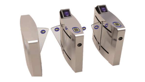 人行通道闸众多产品中,为什么高铁地铁站都喜欢用翼闸?