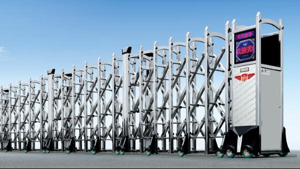 高品质的电动伸缩门是怎样的?如何挑选电动伸缩门厂家