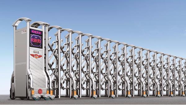 26年的不锈钢伸缩门厂家告诉您,不锈钢伸缩门每米的价格多少?
